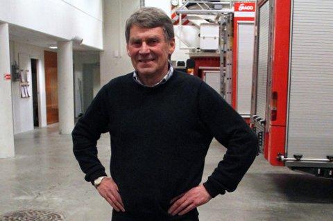 IKKE IMPONERT: Henry Olsen hadde bedre passering halvveis på sine beste maratonløp på 1970- og 190-tallet enn rekorden på halvmaraton i Mørketidsløpet. Han er ikke imponert over dagens løpestandard i Nord-Norge. Foto: Torje Dønnestad Johansen.