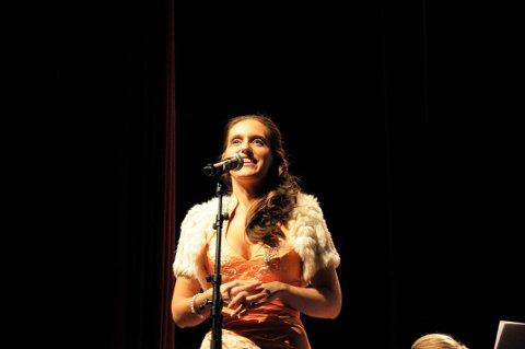 Operetteperler: Gunda Marie Bruce bød på vakre operetter.