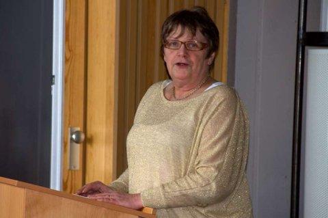 LEDER: Anne-Gerd Jonassen er valgt til leder for det nasjonale kvensrådet.