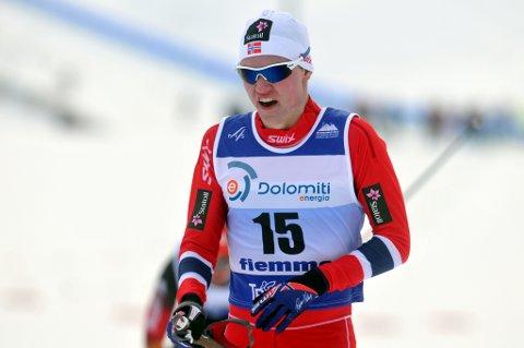 Johan Hoel håper å revansjere sin plassering fra sprinten i junior-VM.