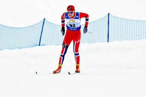 Johan Hoel endte på 23. plass i 10 kilometer klassisk i junior-VM i Val di Fiemme søndag.