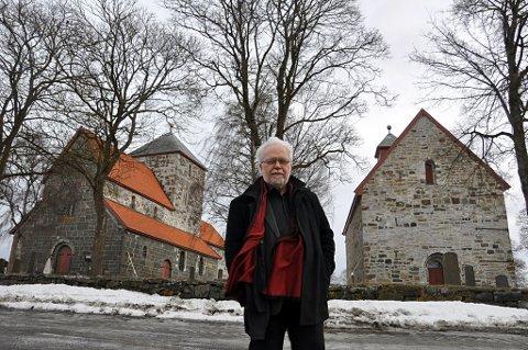 STARTER AKADEMI: Terje Kvam starter sammen med sin kone Marianne Hirsti akademiet Ad Fontes med base på Granavollen. I år vil de ha to pilotprosjekter, Mozart-helg i mars og Bach til høsten, og de tar sikte på full drift fra 2015.