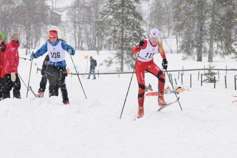 Vilde Flaaterud og Ingrid Haug Brekke