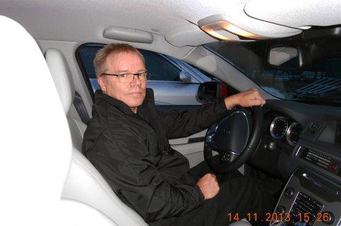 NÆRMERE: Jan Fredrik Betsi (52) er ett skritt nærmere rettferdighet. Nå håper han på å få førerkortet tilbake.