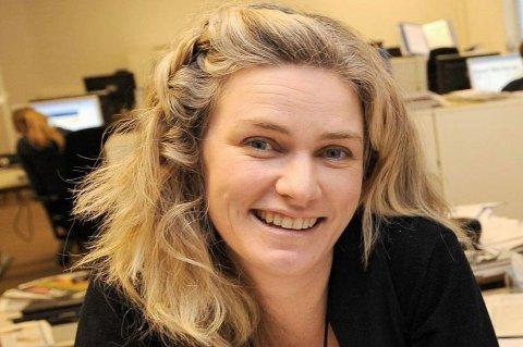 Marianne Henriksen er redaktør i Vestfold Blad. Arkivfoto: Atle Møller