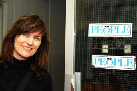 """PUSTEN: Forfatter Nina Hanssen fra Lørenskog forteller om boka """"Pusten"""" på Lørenskog bibliotek onsdag 12. mars klokka 19.00."""