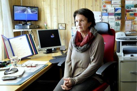 ROPER VARSKU: - Vi kan ikke lenger bare sitte og vente. Nå må kommunene reagere, sier leder for Vest-Finnmark Krisesenter Anneli Eskelinen.