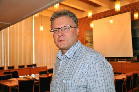 VIL HANDLE: - Jeg vil ta tak i saken umiddelbart etter vinterferien, lover Leif Vidar Olsen.