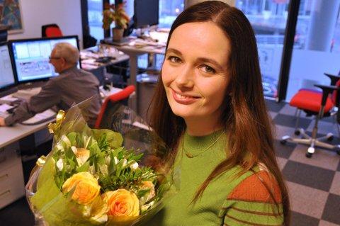 Marianne Steffensen Kielland er ny sjefredaktør og adm.dir i Lofotposten.