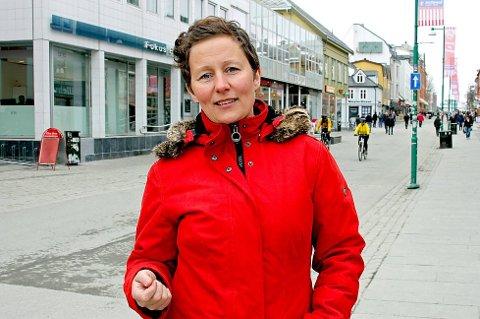 IDRETTSLØFT: Kristin Røymo krever at regjeringa sørger for et landsomfattende idrettsløft etter at det ble nei til Oslo-OL.