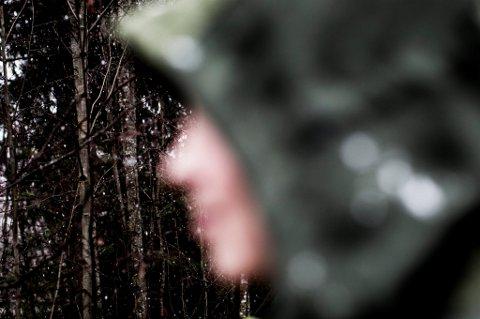 «Kristine» lever hver dag i frykt for en voldelig ekssamboer. Gang på gang har han brutt besøksforbudet, men han går fortsatt fri. FOTO: Lisbeth Andresen