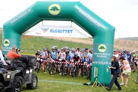 Elgrittet 2014 ble en suksess for Høland Sykkel. Årets utgave er videreutviklet med flere nye klasser.