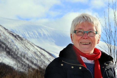 Bitten Barman-Jenssen er kåret til Årets Tromsdaling