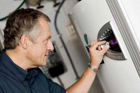 Enova gir nå bare gi støtte til kjøp av varmepumper med energimålere.