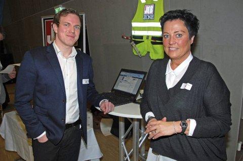 Gunn Iren Berg Svendsen søkte seg fram til profilen til Martin Sletten på «LinkedIn». Litt senere ble han ansatt i Jobzone.