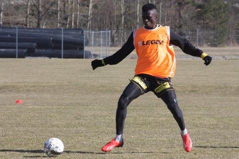KJAPP AVGJØRELSE: LSK må bestemme seg i løpet av et døgn om de vil gi Eric Mouloungui kontrakt.