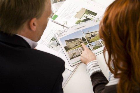 Neste år innføres en ny boligsalgsrapport. Det kan bety mindre konflikter.