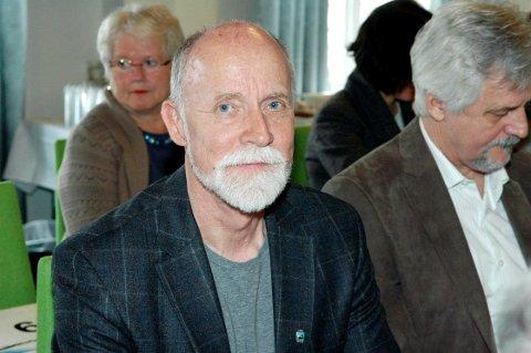 SYKEHUS: Torgeir Dahl mener sykehuset må plasseres slik at ikke Romsdal splittes.
