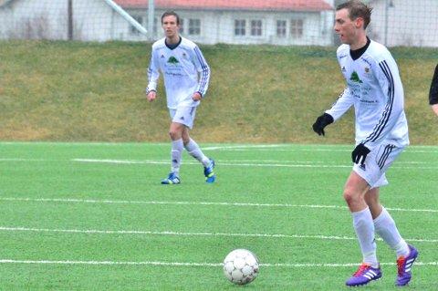 Lars-Petter Østengen scoret hjemmelagets mål.