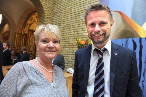 Kari Kjønaas Kjos støtter helseminister Bent Høie i reservasjonssaken.