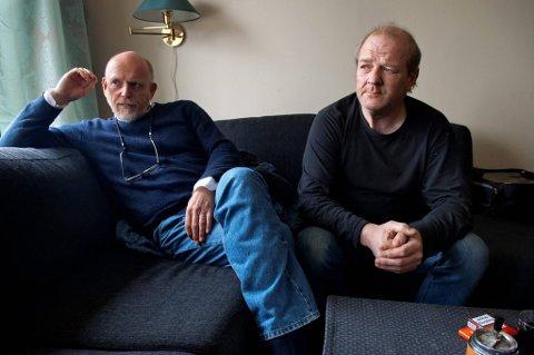 AVMAKT: ? Stein Ove har fått slående lite støtte etter voldsepisoden som satte ham helt ut av spill, sier Bård Langseth. Han har brukt utallige timer på å hjelpe Skaugerud med mange av livets floker.