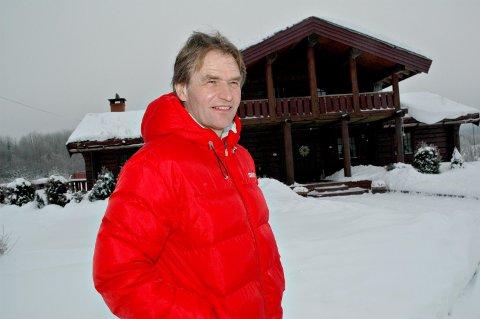 KJENNER FJELLET: Øyvind Wennersberg bor på Sjusjøen og kjenner værforholdene på fjellet bedre enn de fleste.            ARKIVFOTO