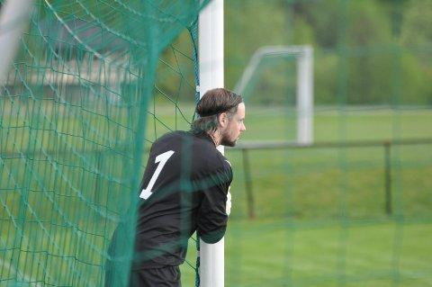 TAP: JIF-keeper Arild Parken Bakken måtte tåle to baklengsmål mot Drammen.