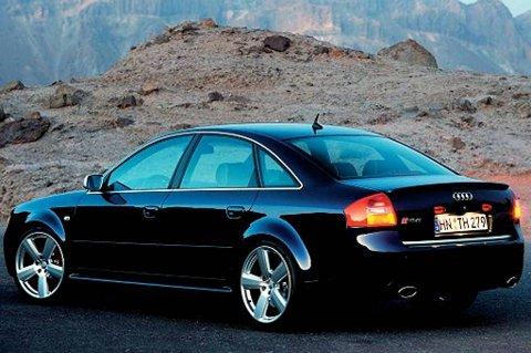 Audi-eiere er opptatt av gode kjøreegenskaper.