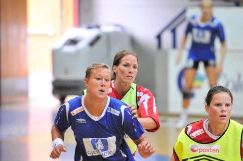 Marit Malm Frafjord, Gro Hammerseng og Tina Stange