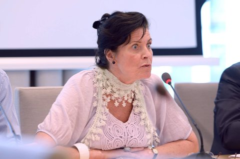 Ann Merete Furuberg leder Norsk Bonde- og Småbrukarlag.