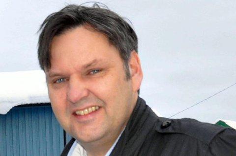 Jonny Finstad er leder i Nordland Høyre