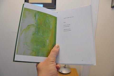 På gløtt: Johannes Eines første diktsamling, illustrert av forfatteren, bygger delvis på minner fra Lofoten.