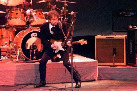 Bob Dylan skal nå være på plass i Larvik