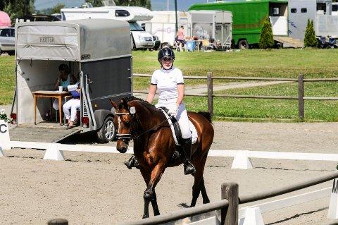 Dressurridning er en teknisk konkurranse, og øvelsene krever mye av hest og rytter.