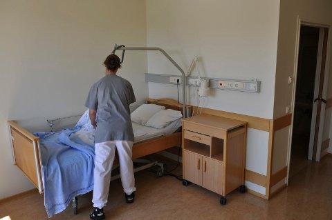 AKUTTPLASSER: De fleste kommunene velger interkommunalt samarbeid når de etablerer kommunale akuttdøgnplasser, og de aller fleste etablerer tilbudet på sykehjem.