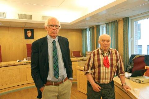 Nederlag. Reineier Per Olof Blind og advokat Geir Haugen gikk høyt ut i Salten tingrett i går og sto på retten til å nekte malmleting i området i Sulitjelma. Men de tapte på alle punkt og må i tillegg betale saksomkostningene til Drake Resources på 46.000 kroner.