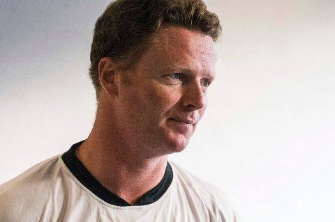 HBK-trener Rune Skarsfjord er fornøyd med poengene, men vil bli bedre.