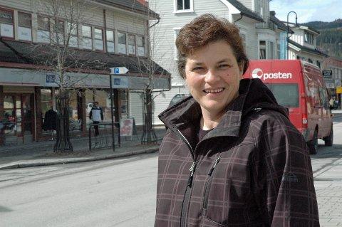 VIL GJERNE FORTSETTE: Ap-ordføreren i Nordre Land, Liv Solveig Alfstad, trives i jobben og går for en ny periode.