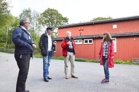 liv og røre: Tordenskjolds soldater og Orlogsbriggen Fredriksvern Venner ønsker å drifte ...