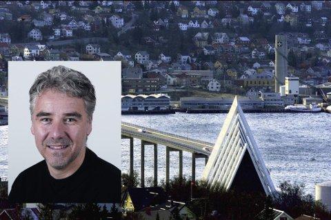 Historieprofessor Steinar Aas ved Universitetet i Nordland skriver i denne kronikken om Tromsø som selvutnevnt  mini-Oslo som på vegne av landsdelen skal legge strategier for alle der. Men uten at byen har fått noe mandat eller fullmakter fra landsdelen til det.