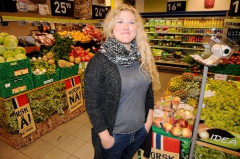 Ernæringsterapeut Eireen Linge Schwaiger ønsker mer grønnsaker inn i kosten i barnehagene.