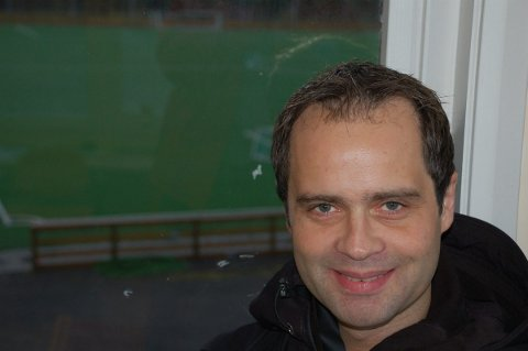 Overtar: Terje Hansen er FK Lofotens nye hovedtrener ut 2014-sesongen. Arkivfoto