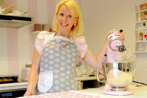 Anne Brith Davidsen og Villa Perlesukker har halt i land en avtale med klesdesigneren Cecilie Melli.