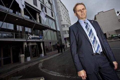 Hotelldirektør Poul-Henrik Remmer.