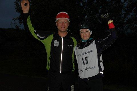 Oddbjørn Pedersen og Beate Grøterud vant henholdsvis herre- og dameklassen klassisk.