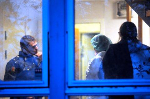 DRAPSALARM: Politiet i Tromsø har innledet drapsetterforskning etter at en 48 år gammel mann ble funnet død i en bolig på Kvaløysletta.