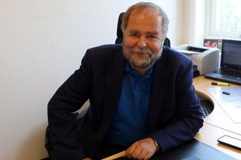 Arve Knutsen, fylkesråd for næring i Nordland,