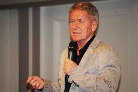 Rune Larsen fortalte at mange kristne reagerer negativt, når han forfekter sitt avholdsstandpunkt.