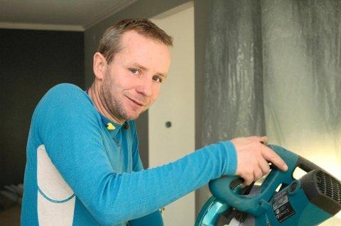 NY TRENER: Frode Håre er ny trener for Flying Team Vikersund.