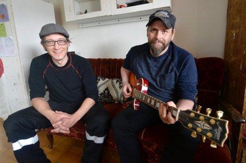 Kjell Albertsen og Tom Opdahl i Wolfscross leder avstemningen i regionen Midt-Norge.